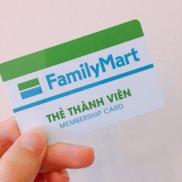 ファミマメンバーシップカード