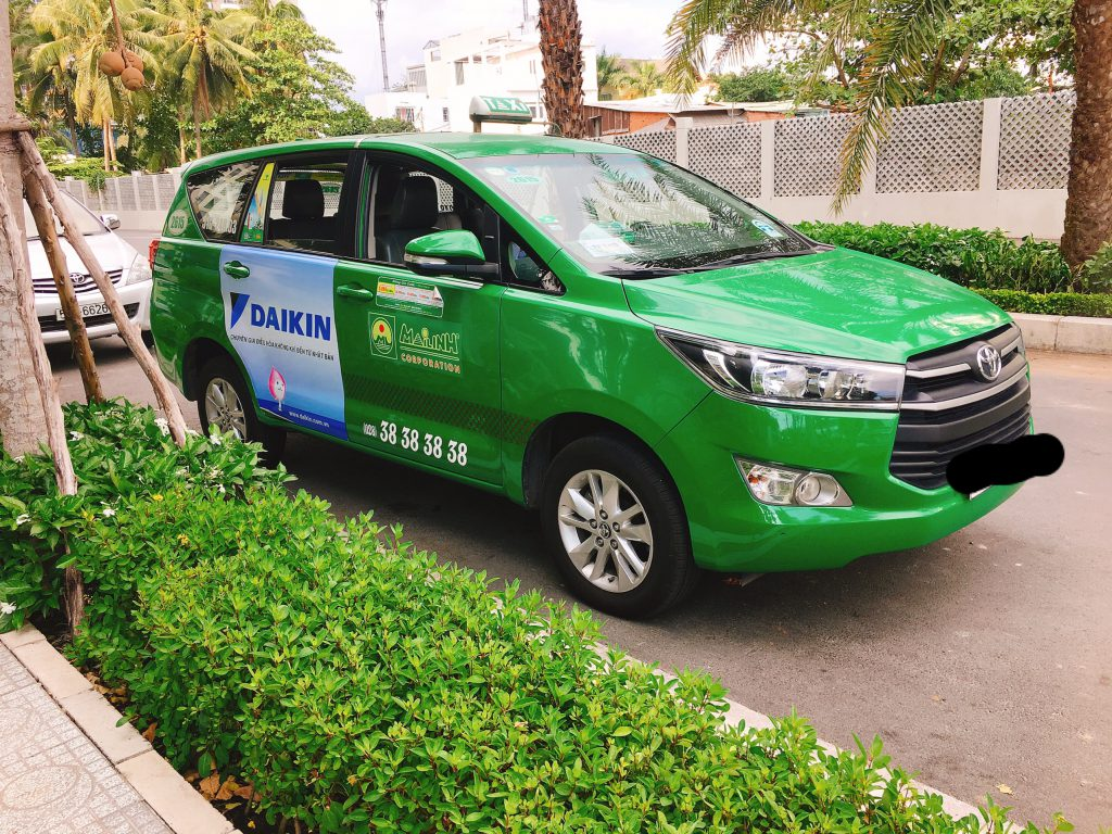 hochiminh taxi