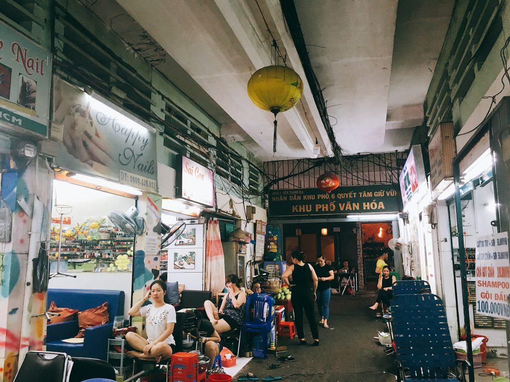NAIL STREET