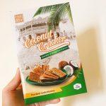 coconut cracker