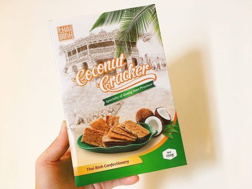 coconut cracker