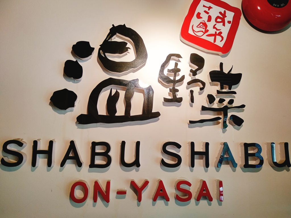shabushabu on yasai