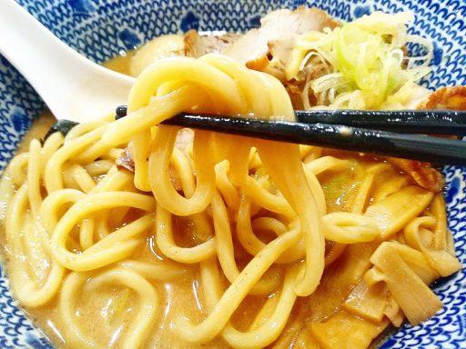 豚骨一燈 麺