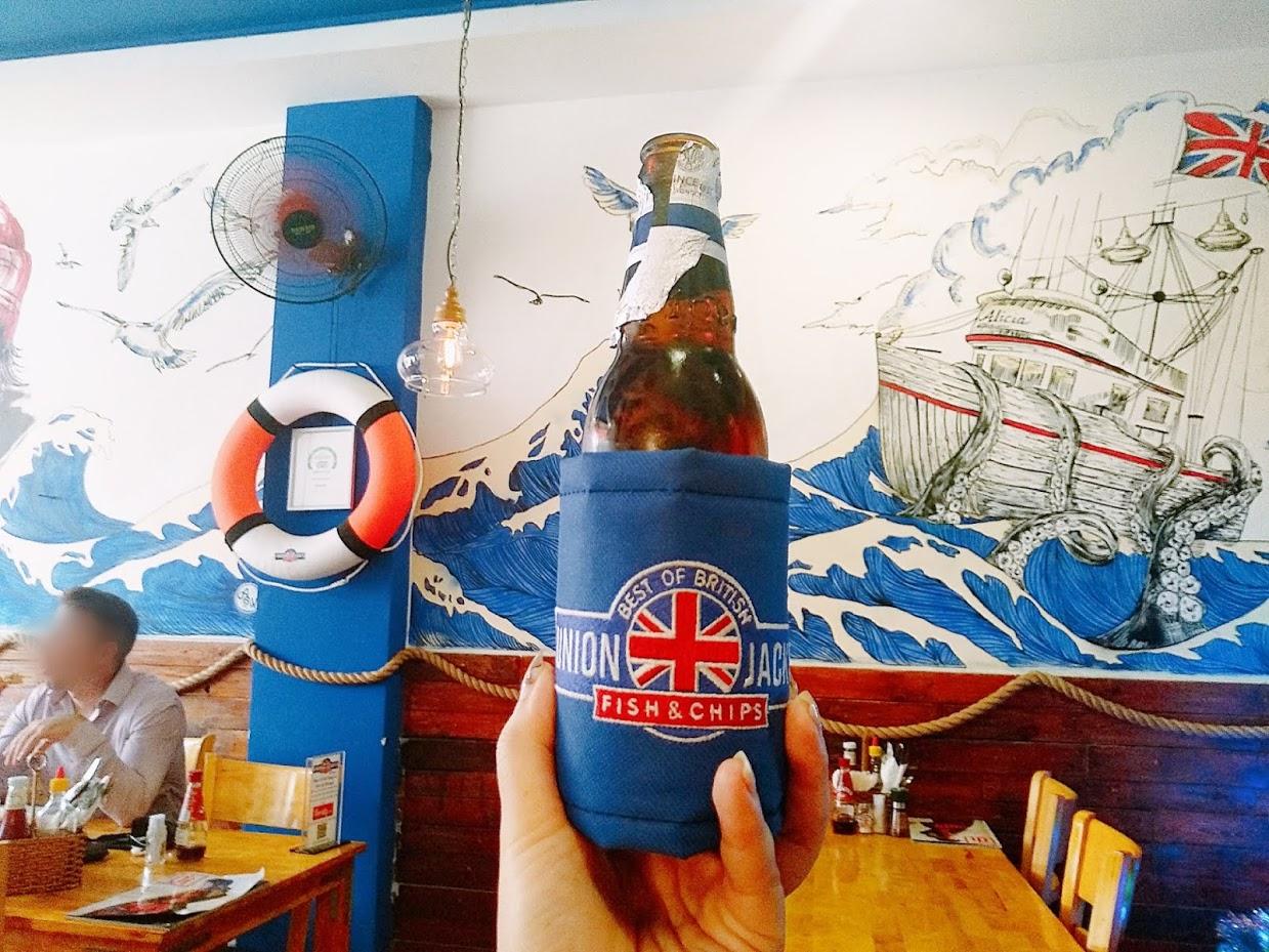 union jack's ビール