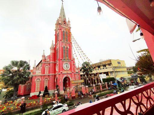 LENG ZAI CHA CHAANG TENG タンディン教会