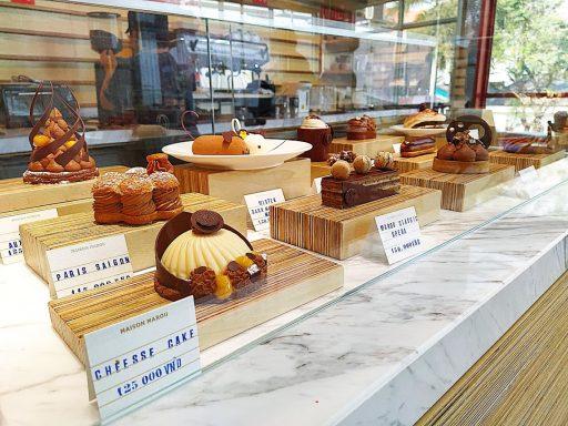 maison marou 2区タオディエン チョコレート