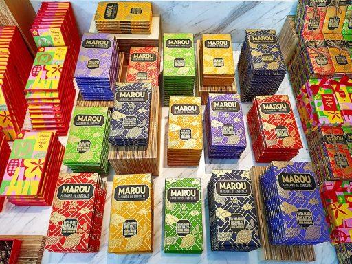 marou thao dien chocolate