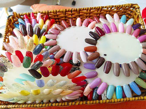 fame nails d2 color