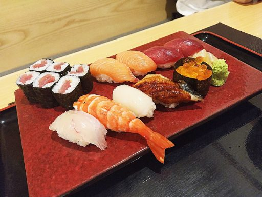 kai ランチ 寿司