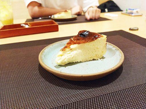 kai ランチ チーズケーキ