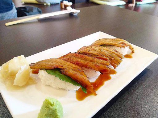 namara hokkaido 穴子寿司