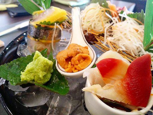 namara hokkaido sashimi