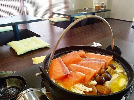 namara hokkaido 石狩鍋