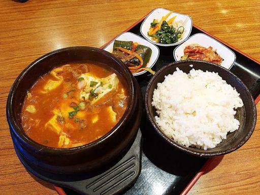 東京純豆腐 牛スンドゥブ