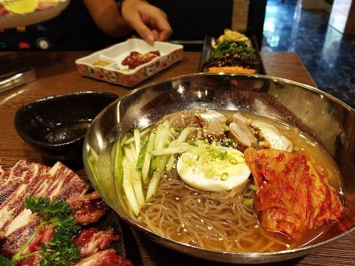 龍虎 冷麺