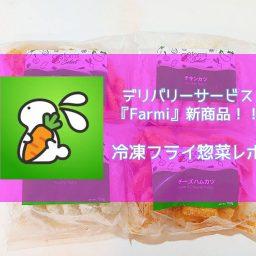 Farmi フライ新商品