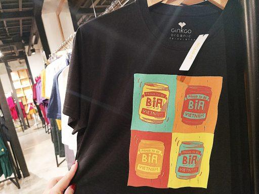 GINKGO Tシャツ