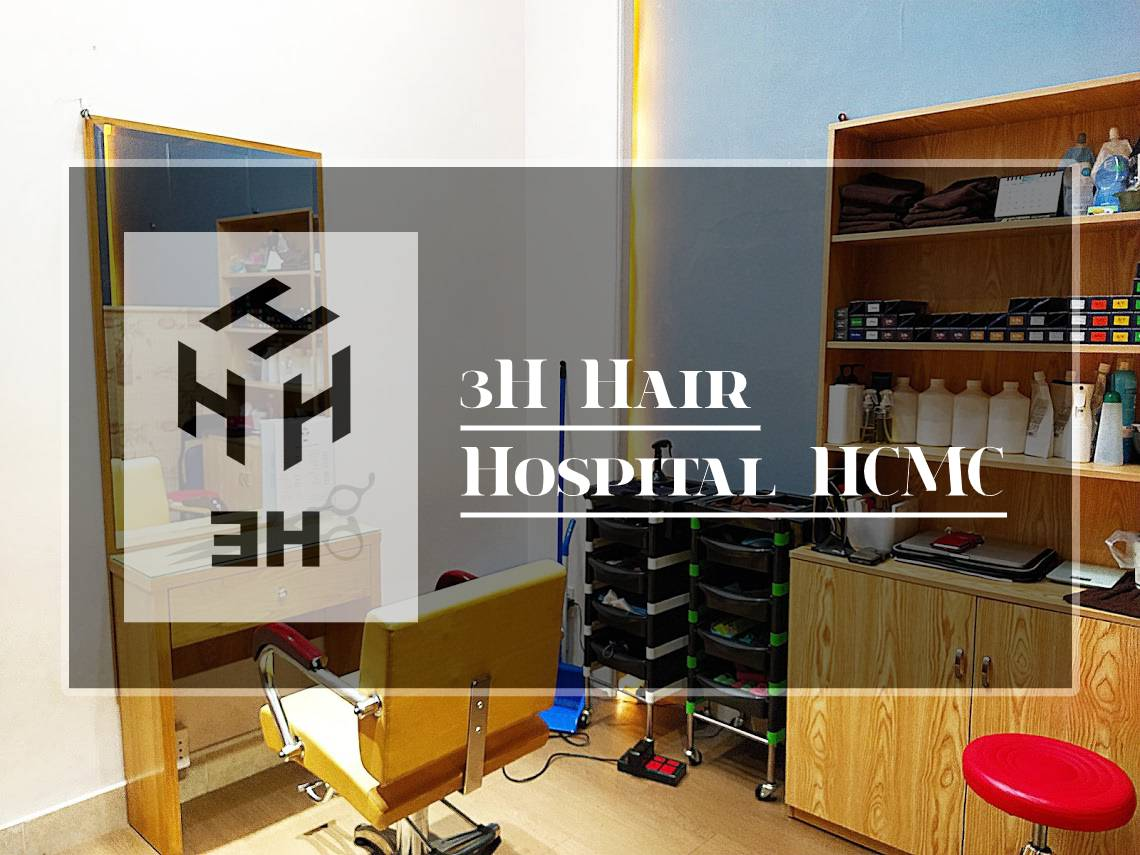 3h hair hospital ホーチミン