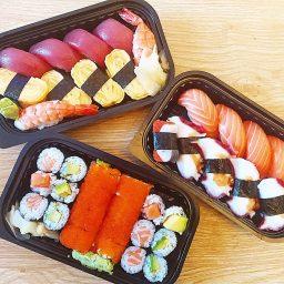 hero sushi ho chi minh