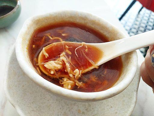 play dim sum スープ