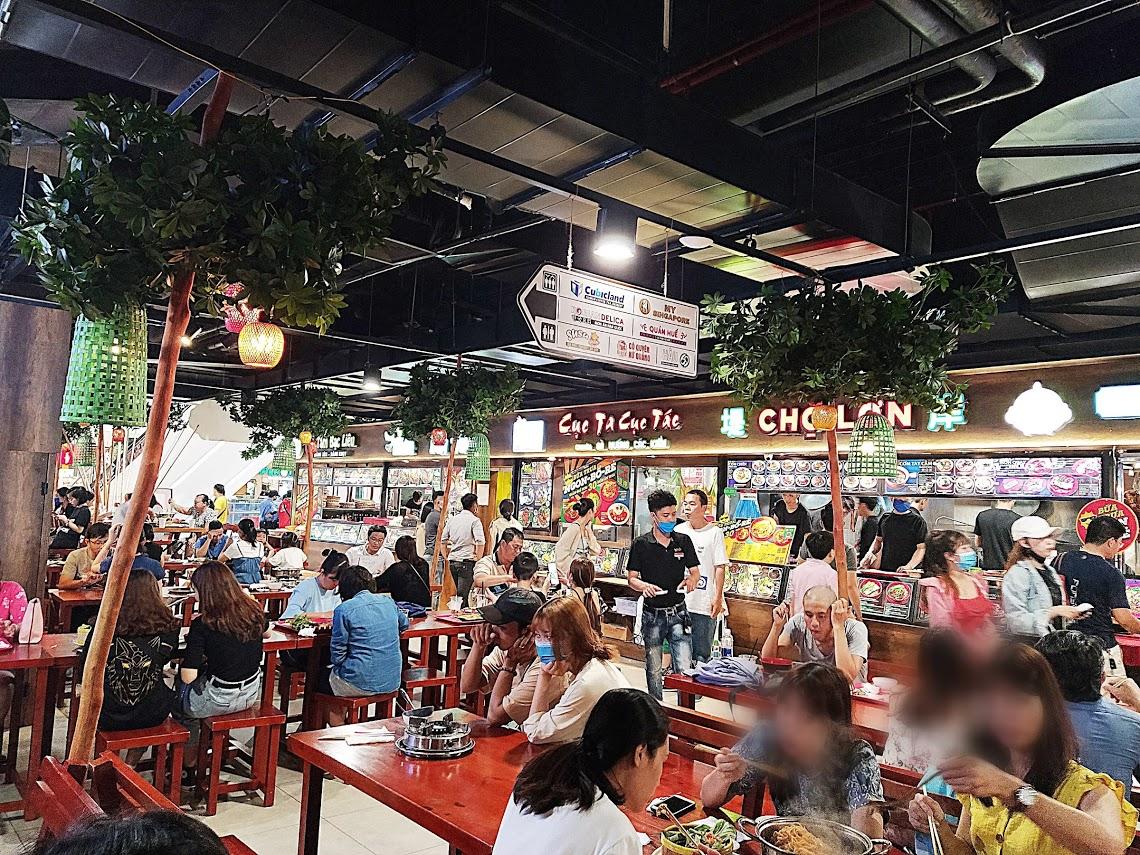 11 asiana food town ho chi minh 1
